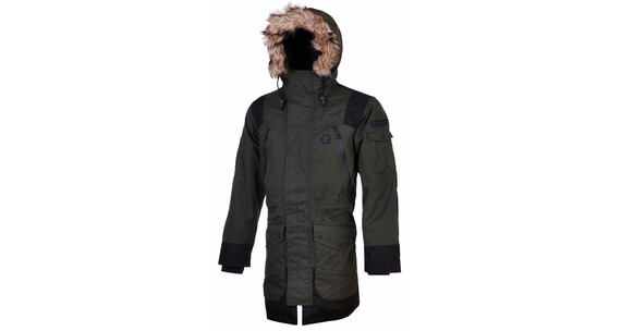 Timberland Men's Galehead Rugged Down Parka forest night